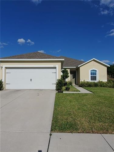 Photo of 825 SHEEN CIRCLE, HAINES CITY, FL 33844 (MLS # O5856955)