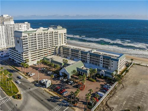 Photo of 2700 N ATLANTIC AVENUE #423, DAYTONA BEACH, FL 32118 (MLS # O5916955)