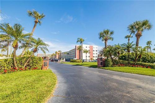 Photo of 5575 GULF BOULEVARD #437, ST PETE BEACH, FL 33706 (MLS # U8112955)