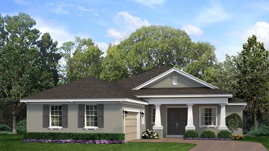 457 WEDGEWORTH LANE, Deland, FL 32724 - #: O5962955