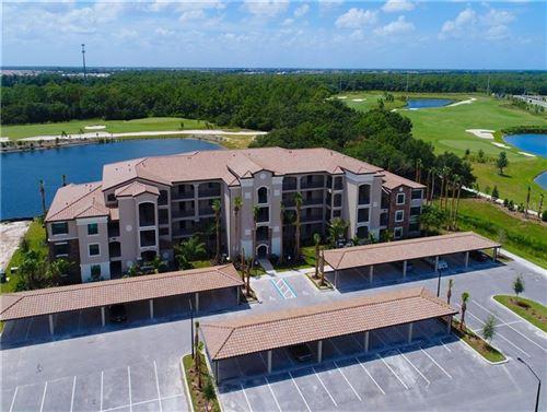 Photo of 16706 VARDON TERRACE #102, BRADENTON, FL 34211 (MLS # A4466956)