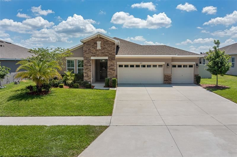 4419 LINWOOD TRACE LANE, Clermont, FL 34711 - #: O5943956