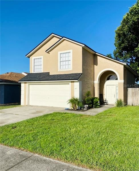 1511 BROOKEBRIDGE DRIVE, Orlando, FL 32825 - MLS#: S5038956