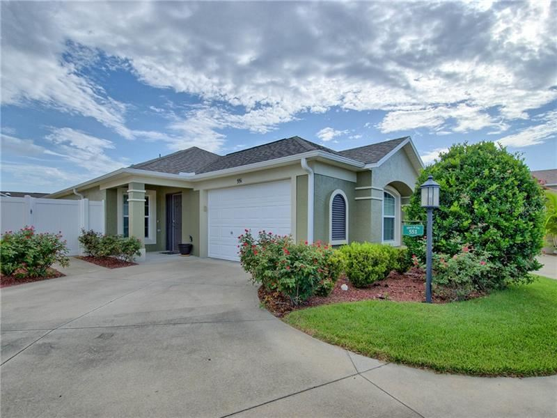551 NETHERWOOD PLACE, The Villages, FL 32163 - #: G5030959