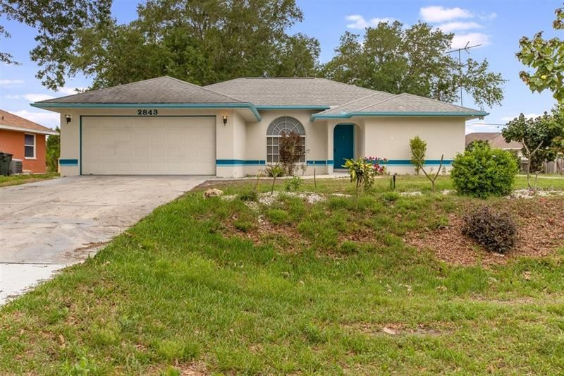 2843 S BISCAYNE DRIVE, North Port, FL 34287 - #: N6114960
