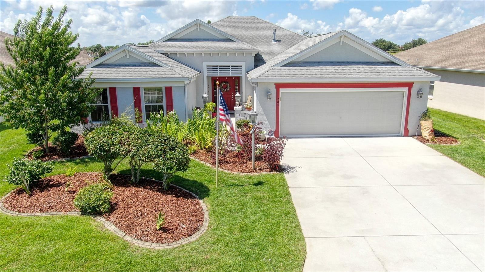 685 INNER CIRCLE, The Villages, FL 32162 - #: OM622960