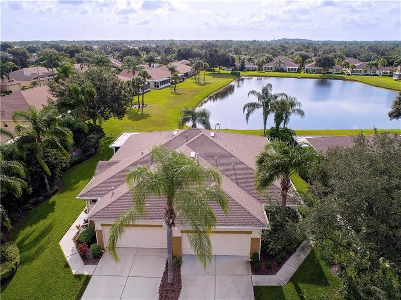 1206 HUNTINGTON GREENS DRIVE #1206, Sun City Center, FL 33573 - #: T3251961