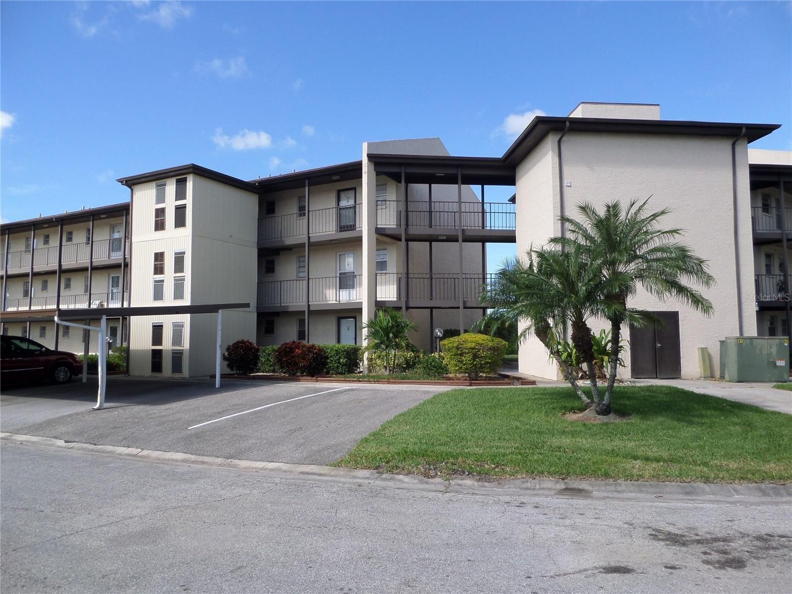 5245 AMULET DRIVE #205, New Port Richey, FL 34652 - MLS#: T3335961