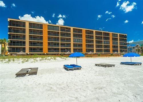 Photo of 13720 GULF BOULEVARD #409, MADEIRA BEACH, FL 33708 (MLS # U8079963)