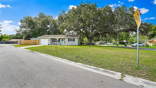 Photo of 648 N MURPHY AVENUE, ST PETERSBURG, FL 33703 (MLS # U8131963)