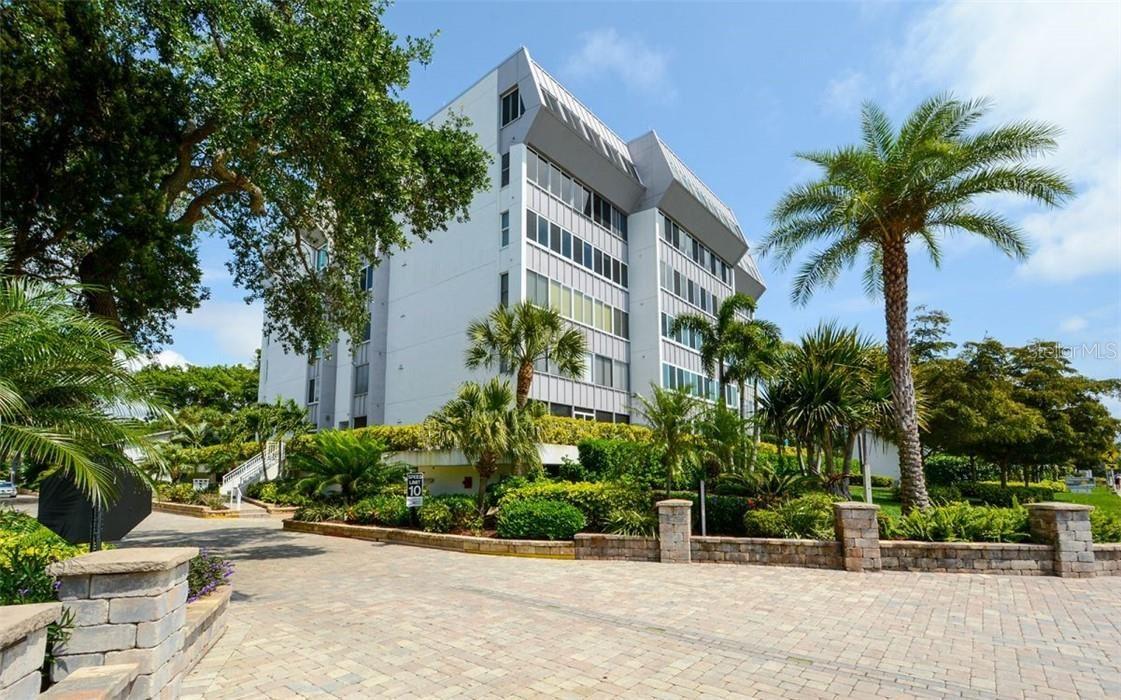 1200 E PEPPERTREE LANE #602, Sarasota, FL 34242 - #: A4495963