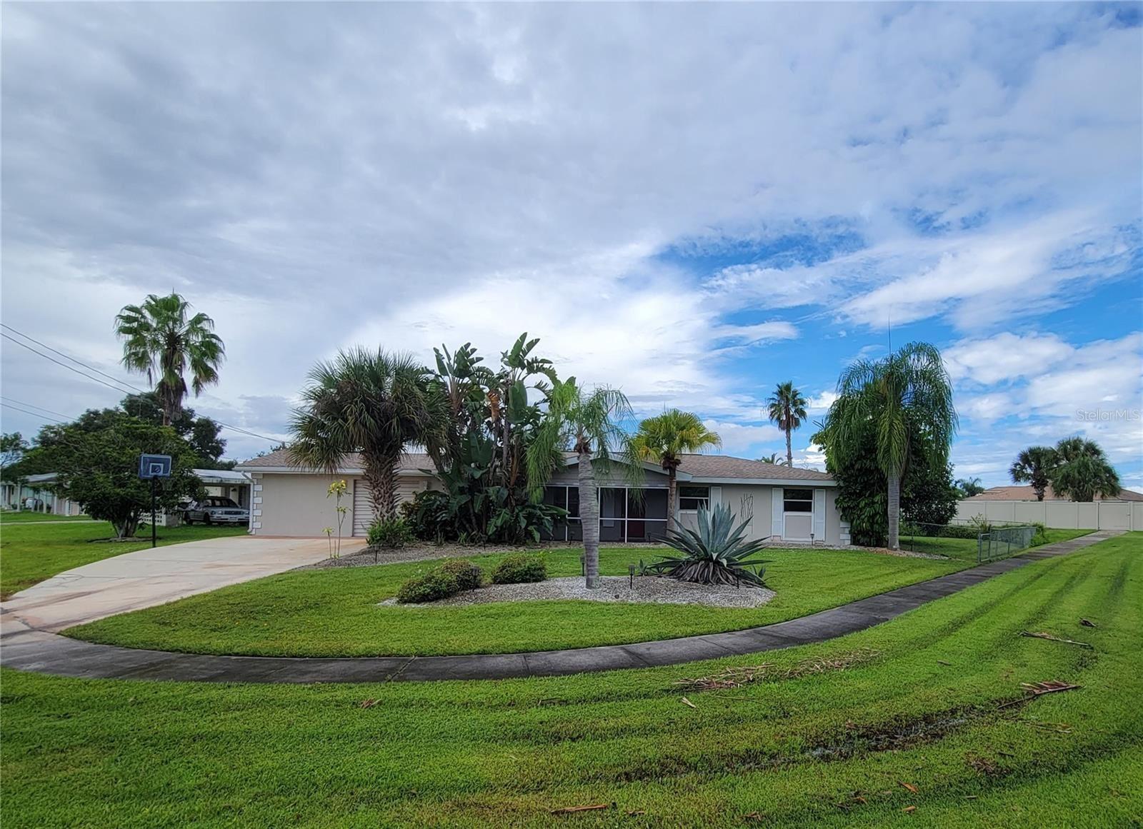 6301 MALALUKA ROAD, North Port, FL 34287 - #: A4512963