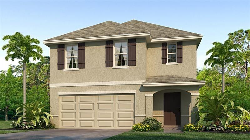 11681 SAW PALMETTO LANE, Riverview, FL 33579 - #: T3267964