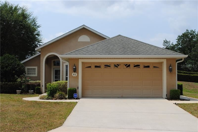81 GOLFVIEW CIRCLE, Umatilla, FL 32784 - #: O5857965