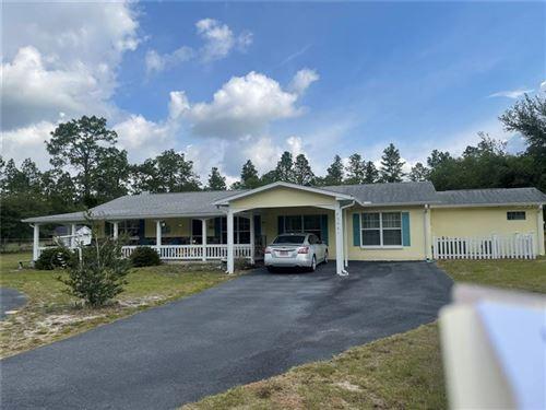 Photo of 23061 SW NAUTILUS BOULEVARD, DUNNELLON, FL 34431 (MLS # OM619966)