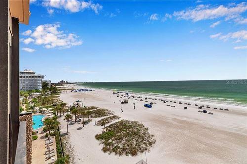 Photo of 5396 GULF BOULEVARD #702, ST PETE BEACH, FL 33706 (MLS # U8095968)