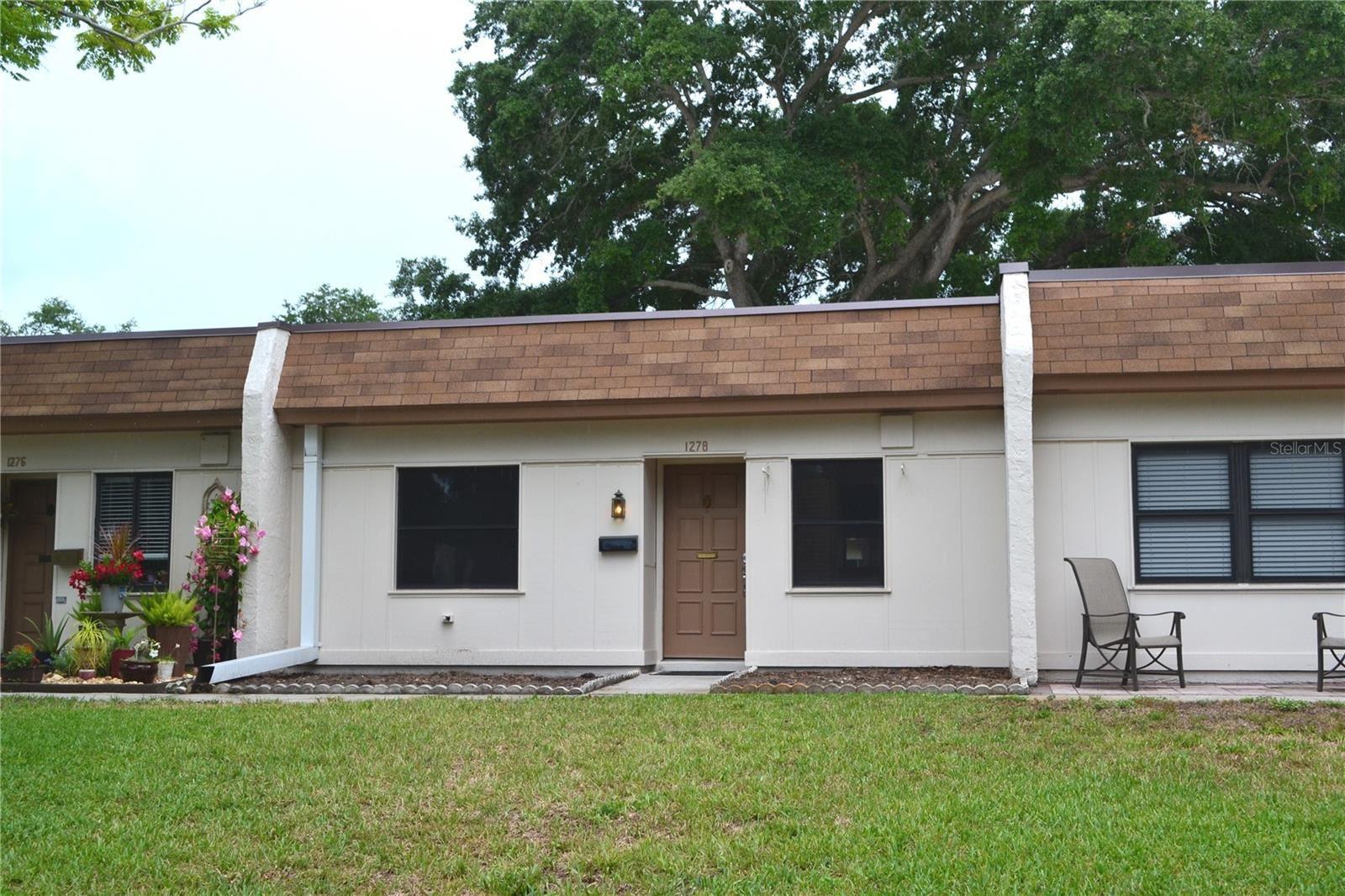 1278 MISSION CIRCLE #45-B, Clearwater, FL 33759 - #: U8125970