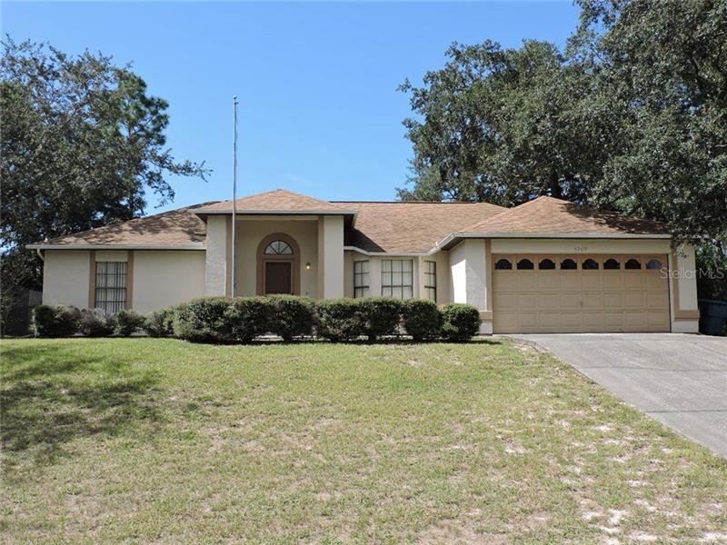 4269 CASTLE AVENUE, Spring Hill, FL 34609 - #: W7826970