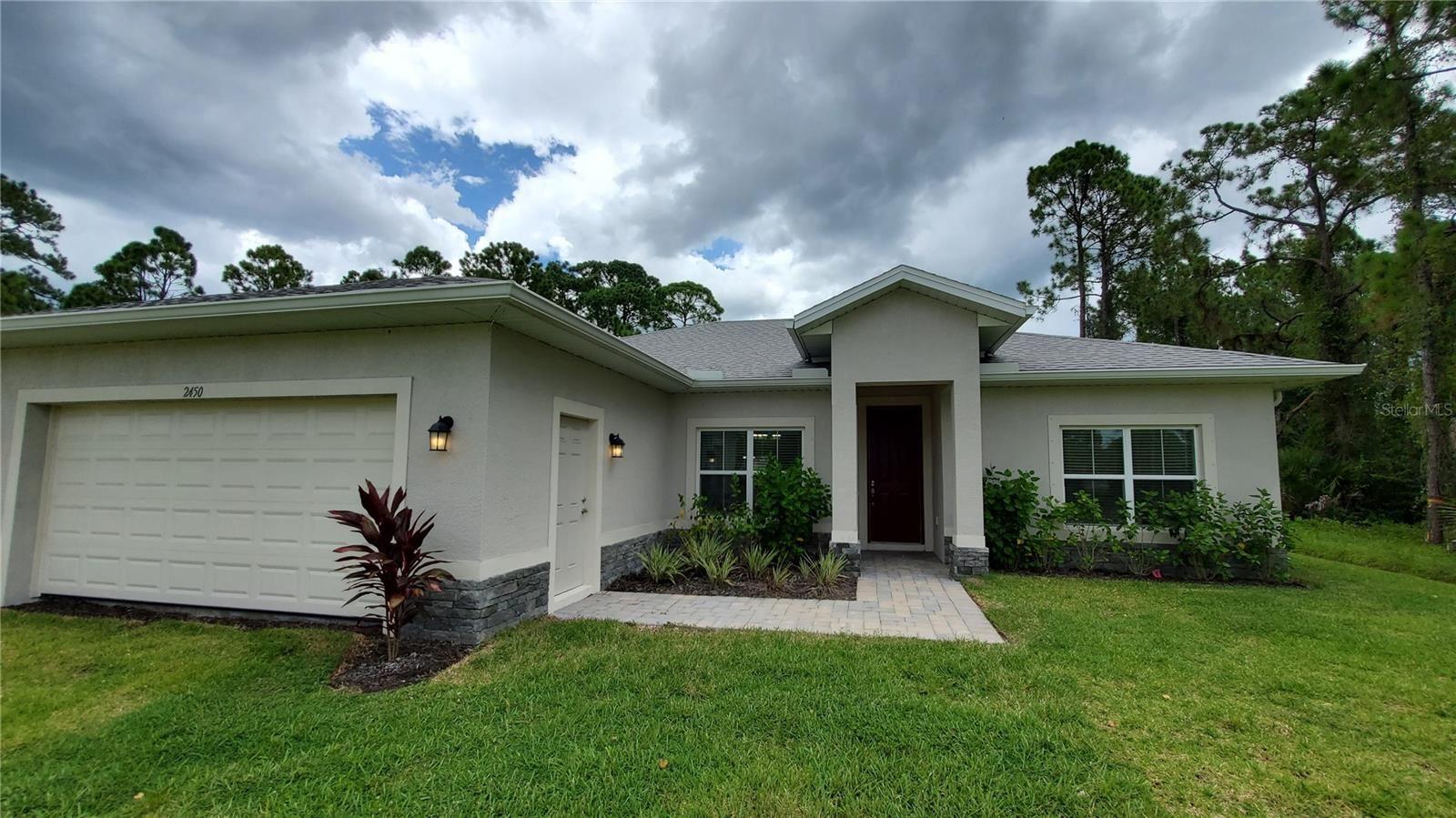 Lot 1 BILLBERRY STREET, North Port, FL 34288 - #: D6120971