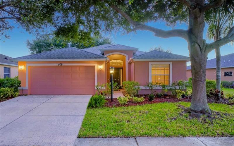 5091 CREEKSIDE TRAIL, Sarasota, FL 34243 - #: A4483972