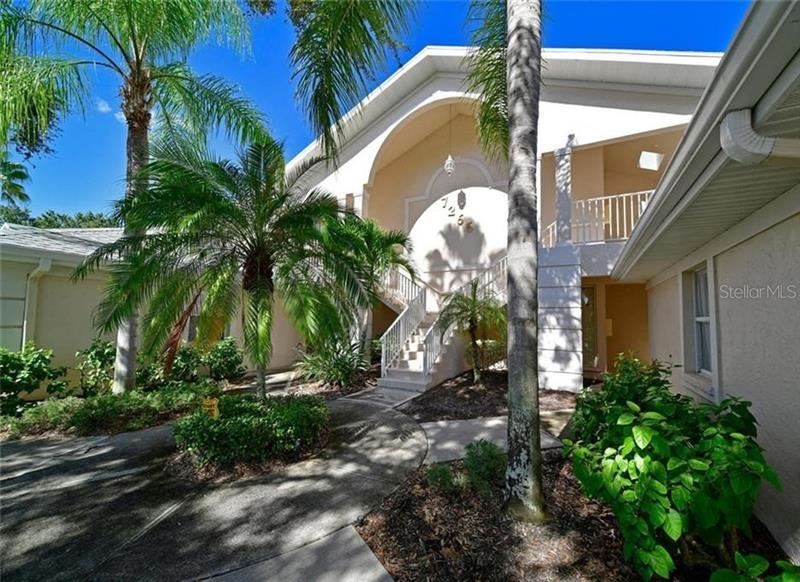 7266 ELEANOR CIRCLE #101, Sarasota, FL 34243 - #: A4485972