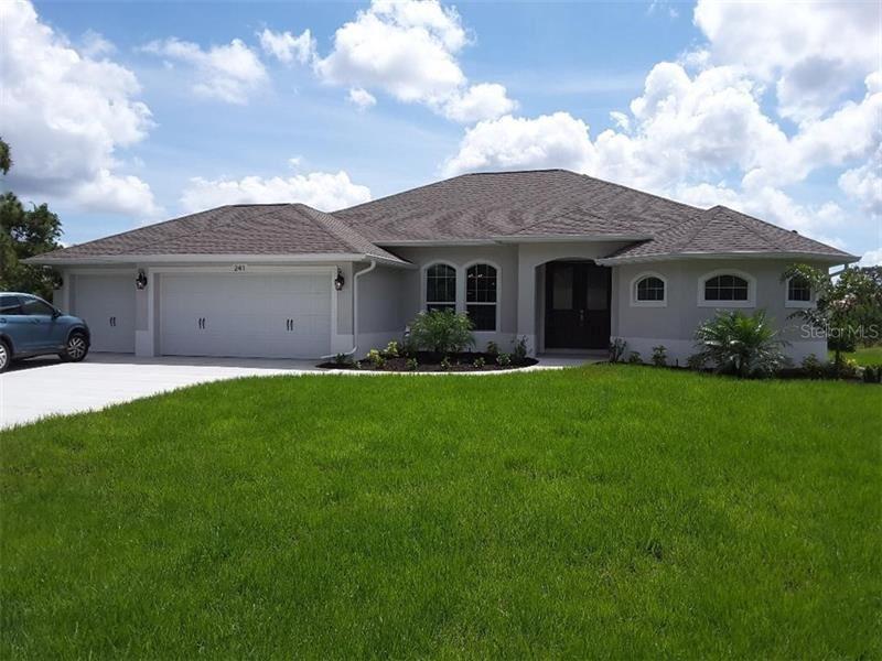 Photo of 91 MARINER LANE, ROTONDA WEST, FL 33947 (MLS # D6112972)