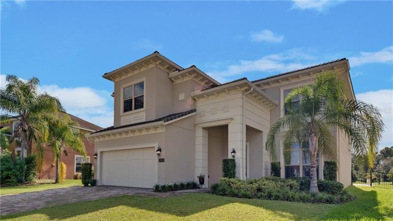 13836 BUDWORTH CIRCLE, Orlando, FL 32832 - #: O5897972
