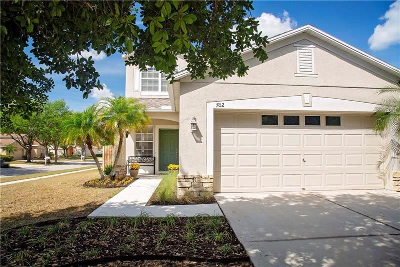 702 PERIWINKLE POINTE PLACE, Seffner, FL 33584 - #: T3233972