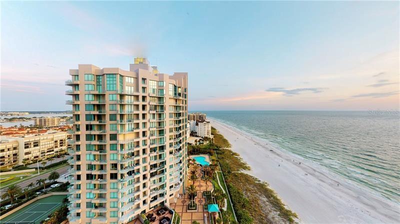 1540 GULF BOULEVARD #1701, Clearwater, FL 33767 - MLS#: U8090972