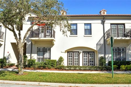 Photo of 921 WATERSIDE DRIVE #104, CELEBRATION, FL 34747 (MLS # S5034973)
