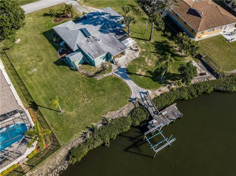 Photo of 1950 FORKED CREEK DRIVE, ENGLEWOOD, FL 34223 (MLS # D6110973)