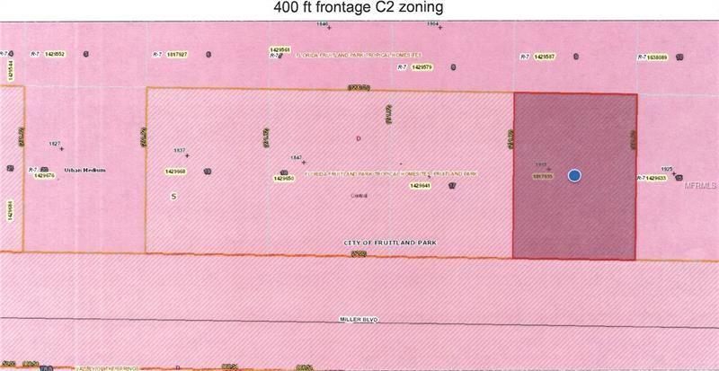 1915 CR 466A \/ MILLER BOULEVARD, Fruitland Park, FL 34731 - #: G5007973