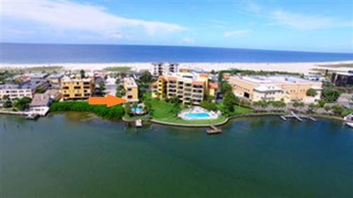 Photo of 10301 GULF BOULEVARD #202, TREASURE ISLAND, FL 33706 (MLS # U8121974)