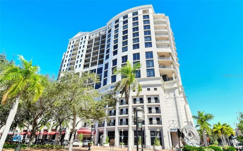Photo of 50 CENTRAL AVENUE #14B, SARASOTA, FL 34236 (MLS # A4487974)