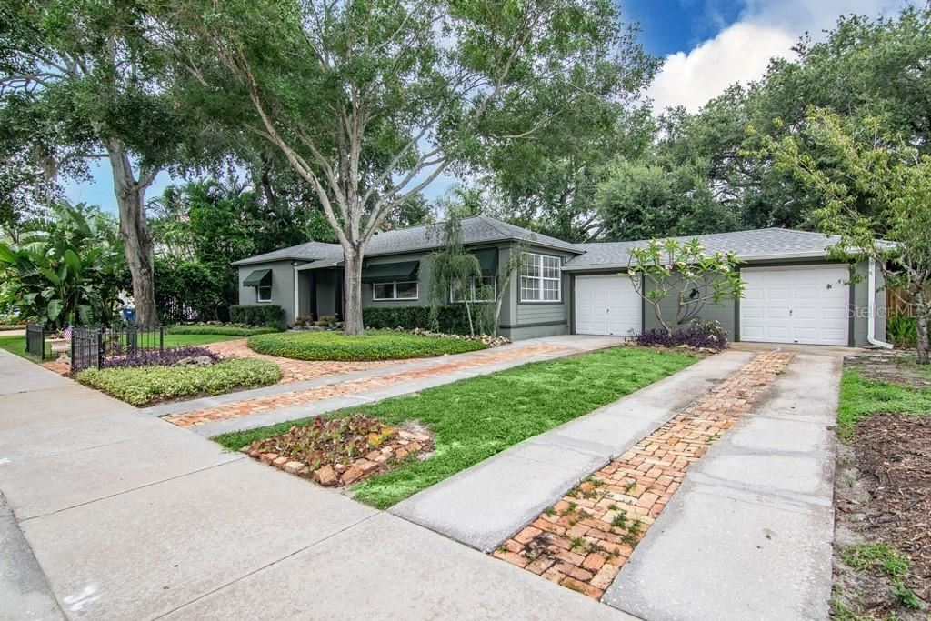 3021 W LAWN AVENUE, Tampa, FL 33611 - MLS#: T3313974