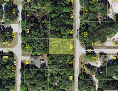 Photo of 121 LIBERTO ST, PORT CHARLOTTE, FL 33954 (MLS # C7431976)