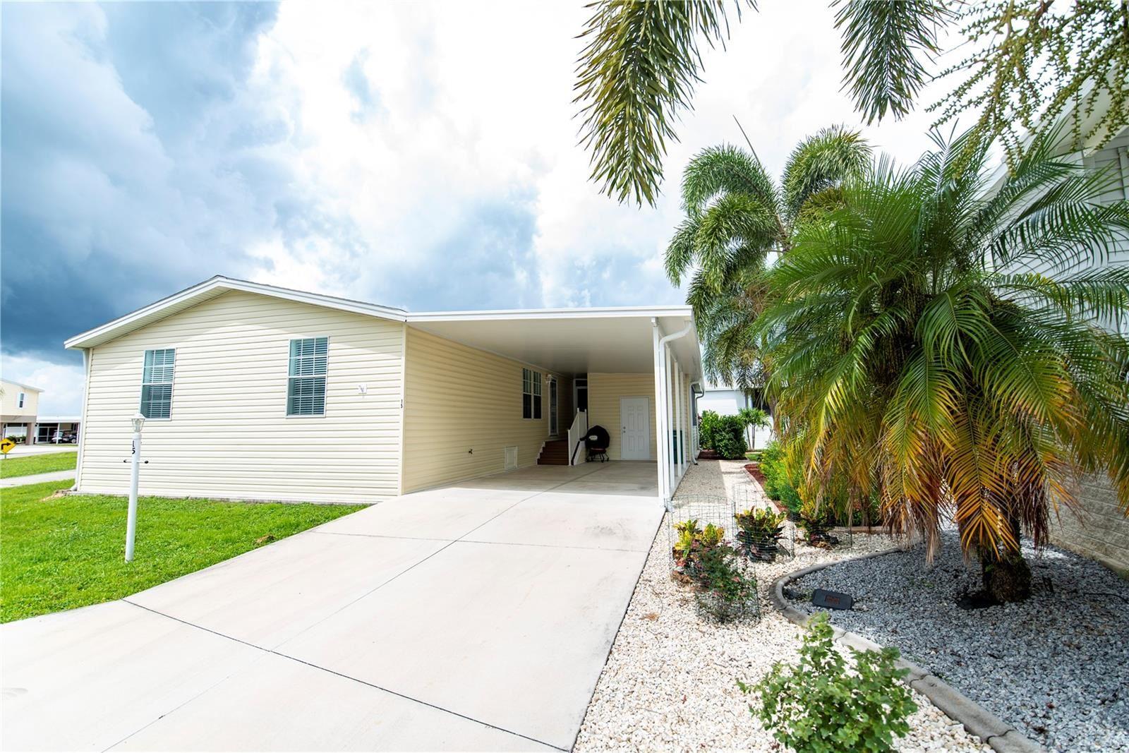 15 ALLIGATOR AVENUE, Punta Gorda, FL 33950 - #: C7446976