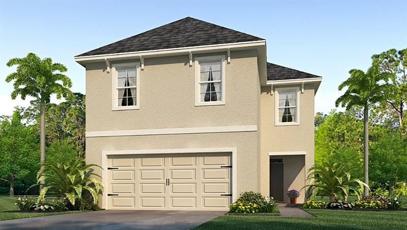 Photo for 8028 PELICAN REED CIRCLE, WESLEY CHAPEL, FL 33545 (MLS # T3168976)
