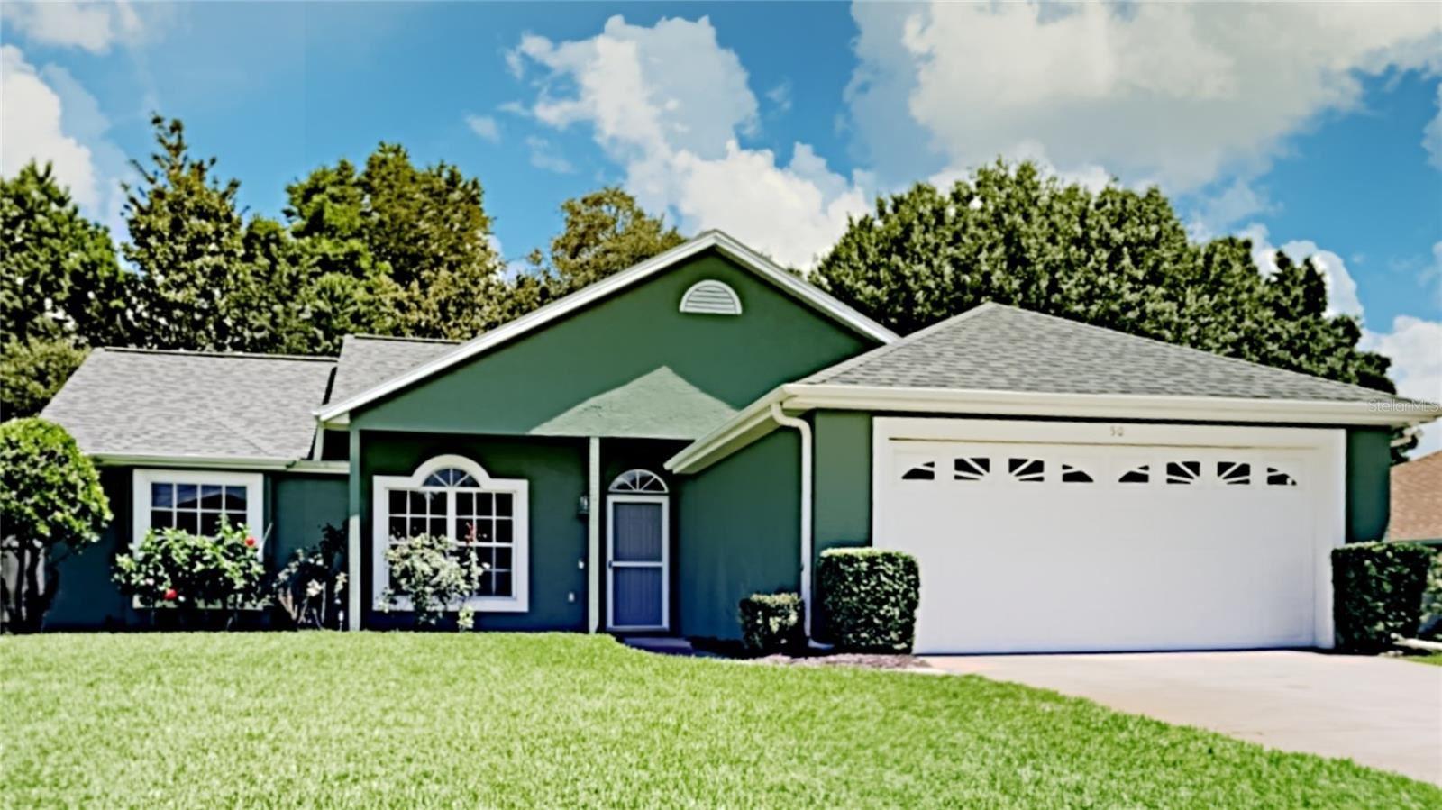50 SPRING RIDGE DRIVE, DeBary, FL 32713 - #: T3318976