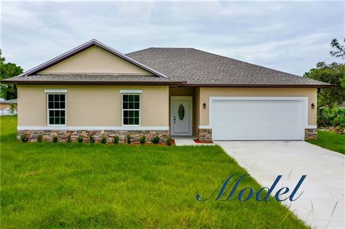 Photo of 3687 LUBEC AVENUE, NORTH PORT, FL 34287 (MLS # O5865977)