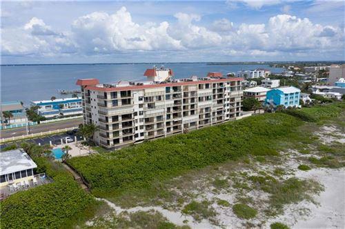 Photo of 2815 S ATLANTIC AVENUE #705, COCOA BEACH, FL 32931 (MLS # O5873977)
