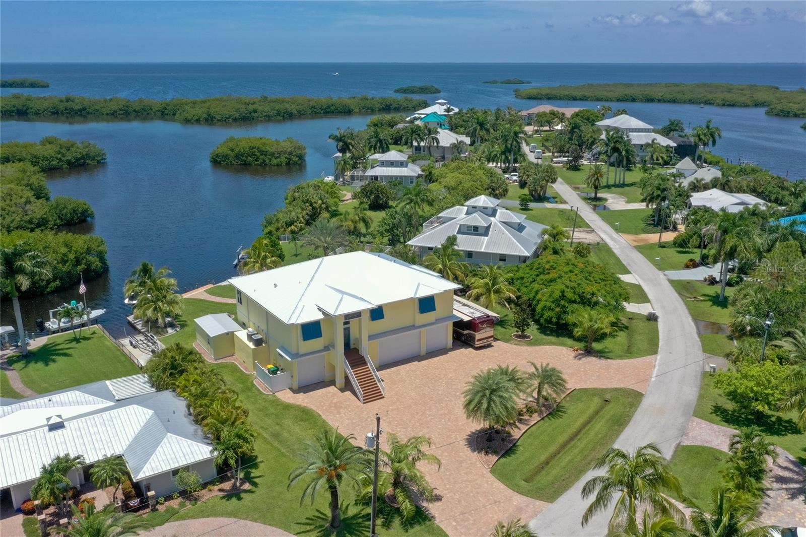24161 TREASURE ISLAND BOULEVARD, Punta Gorda, FL 33955 - #: C7445979