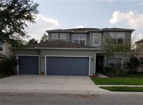 Photo of 4857 POINTE O WOODS DRIVE, WESLEY CHAPEL, FL 33543 (MLS # T3198980)