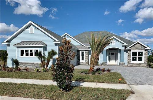 Photo of 3207 MODENA WAY, NEW SMYRNA BEACH, FL 32168 (MLS # V4916980)