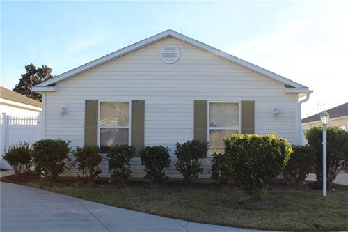 Photo of 894 TANGLEWOOD PLACE, THE VILLAGES, FL 32162 (MLS # W7829980)