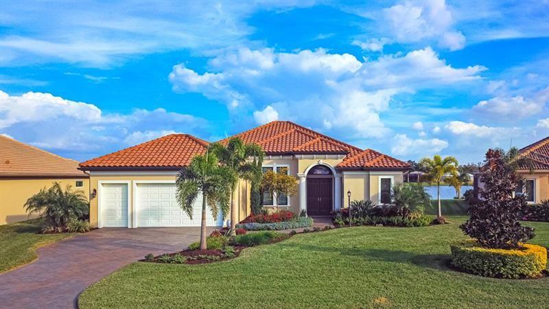 Photo of 9637 CARNOUSTIE PLACE, BRADENTON, FL 34211 (MLS # A4477980)