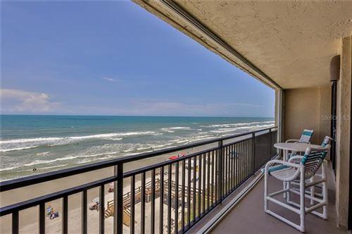 Photo of 4139 S ATLANTIC AVENUE #A503, NEW SMYRNA BEACH, FL 32169 (MLS # O5868981)