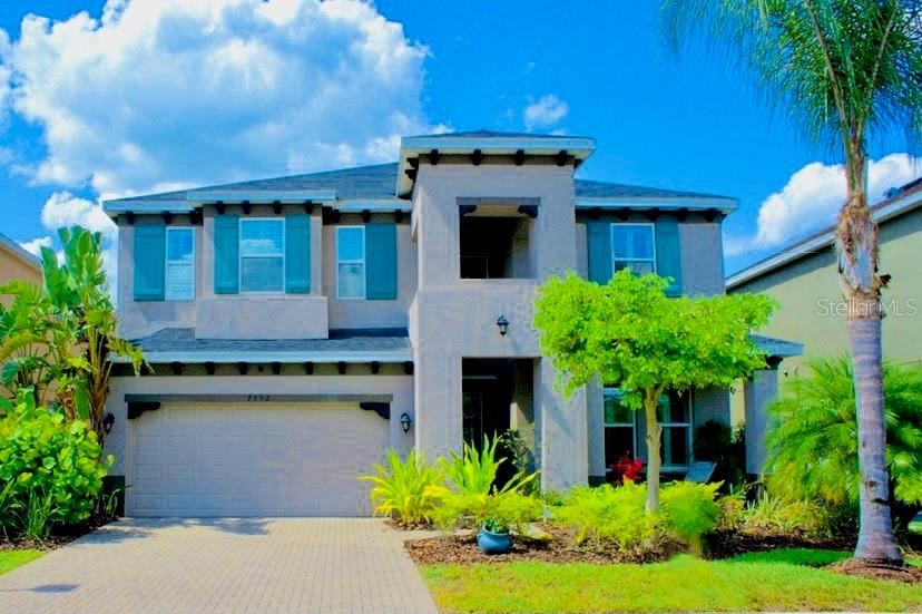 7592 AGUILA DRIVE, Sarasota, FL 34240 - MLS#: A4494981