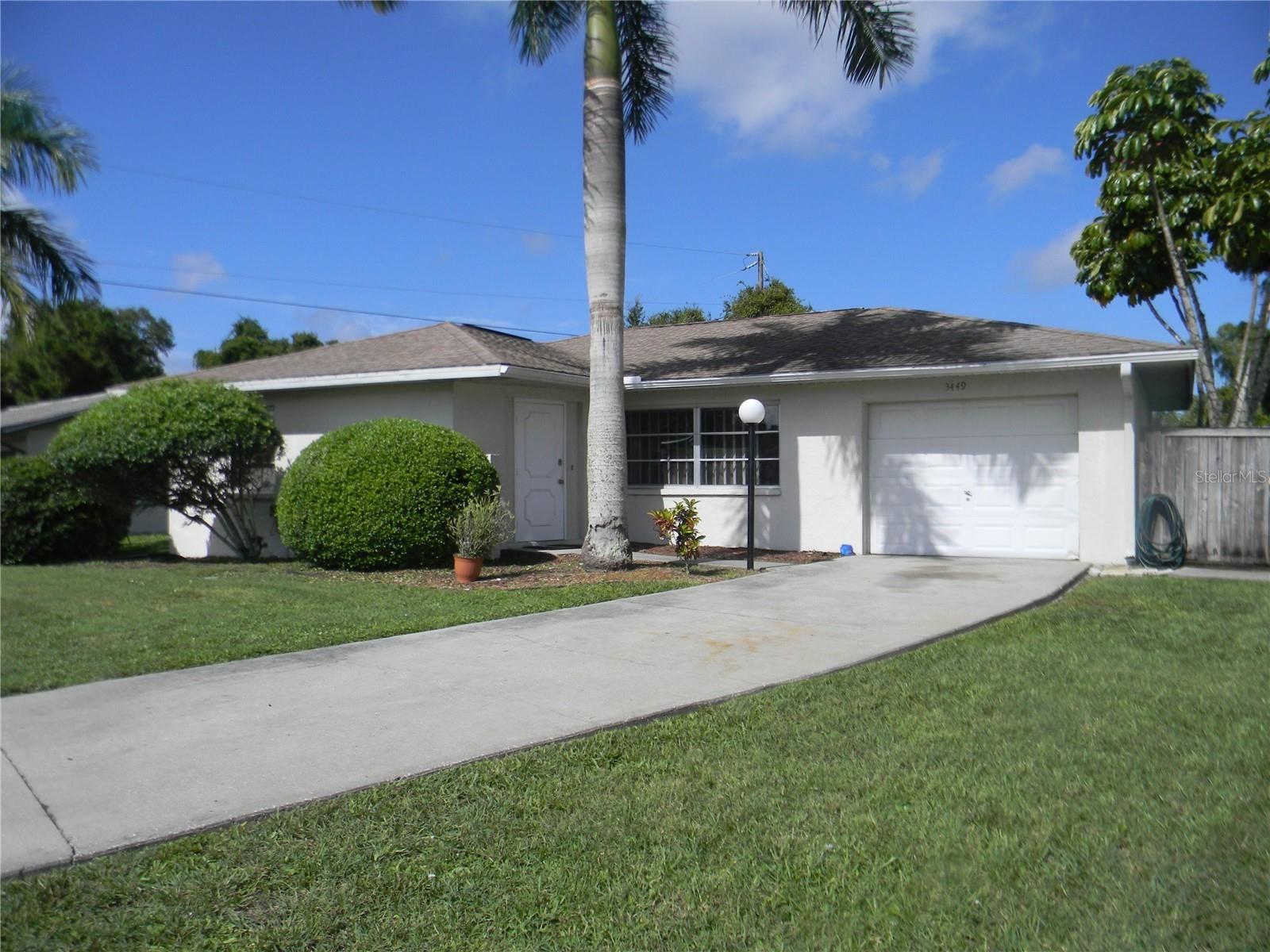 3449 CORNING STREET, Port Charlotte, FL 33980 - #: C7445981