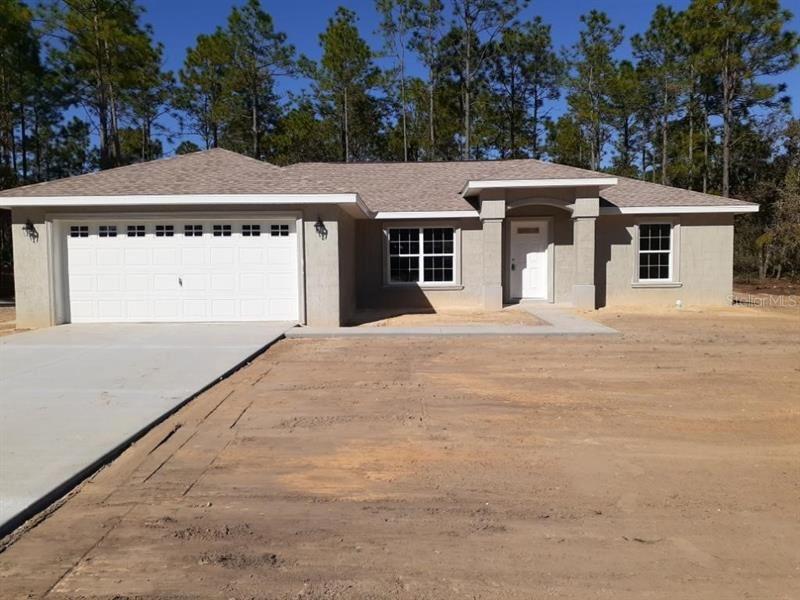 2829 W DELTONA BOULEVARD, Citrus Springs, FL 34433 - #: G5035981